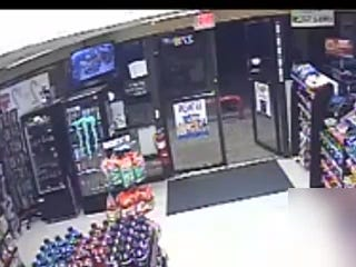 San Angelo Police are searching for a man who robbed the Stripes convenience at Sherwood Way and Garfield around 1 a.m. Wednesday, May 15, 2019.