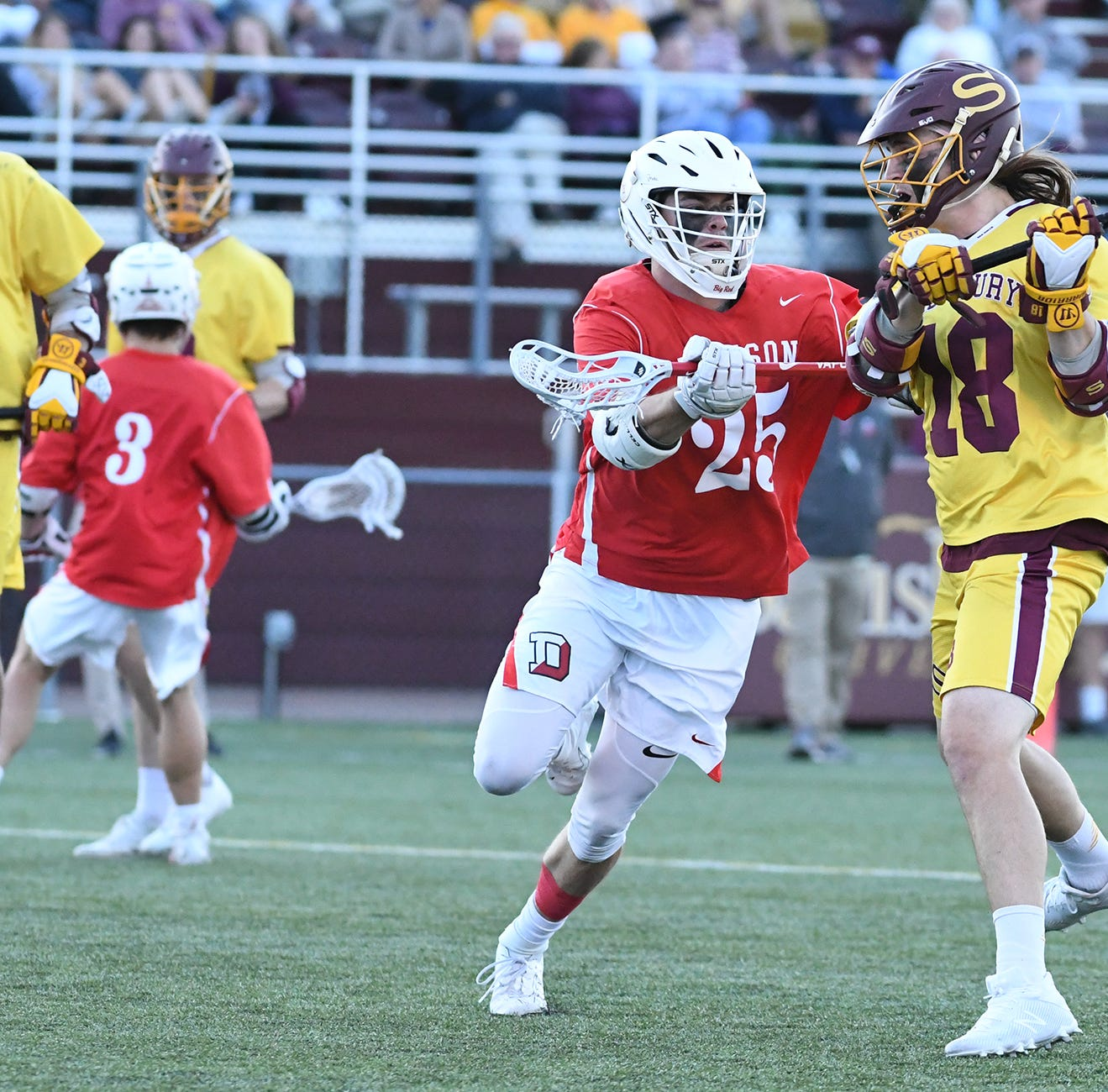 Salisbury men's lacrosse defeats Denison to advance to NCAA semifinals