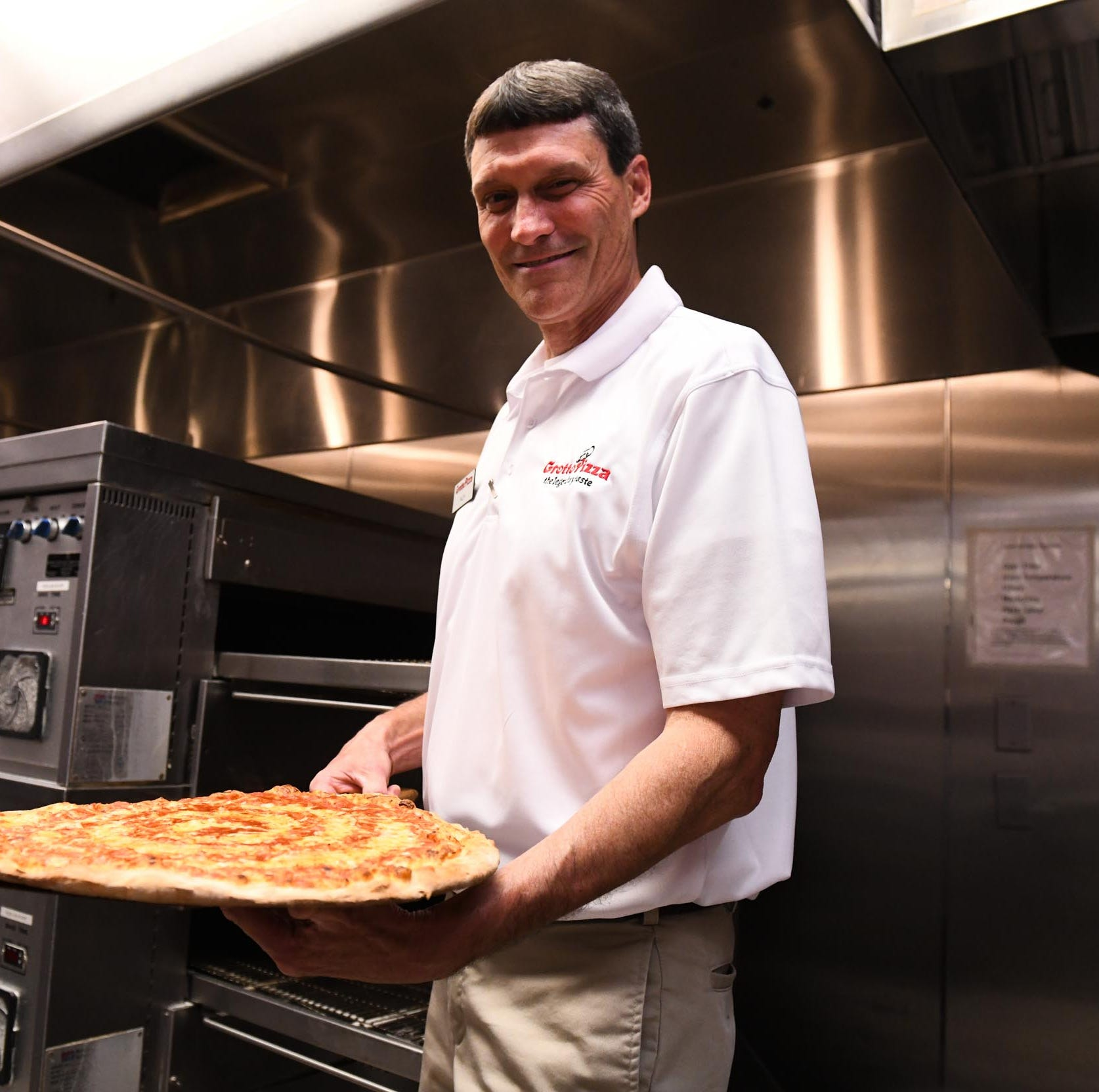 Grotto Pizza's 60th anniversary is coming up. Meet the employees serving for 20+ years