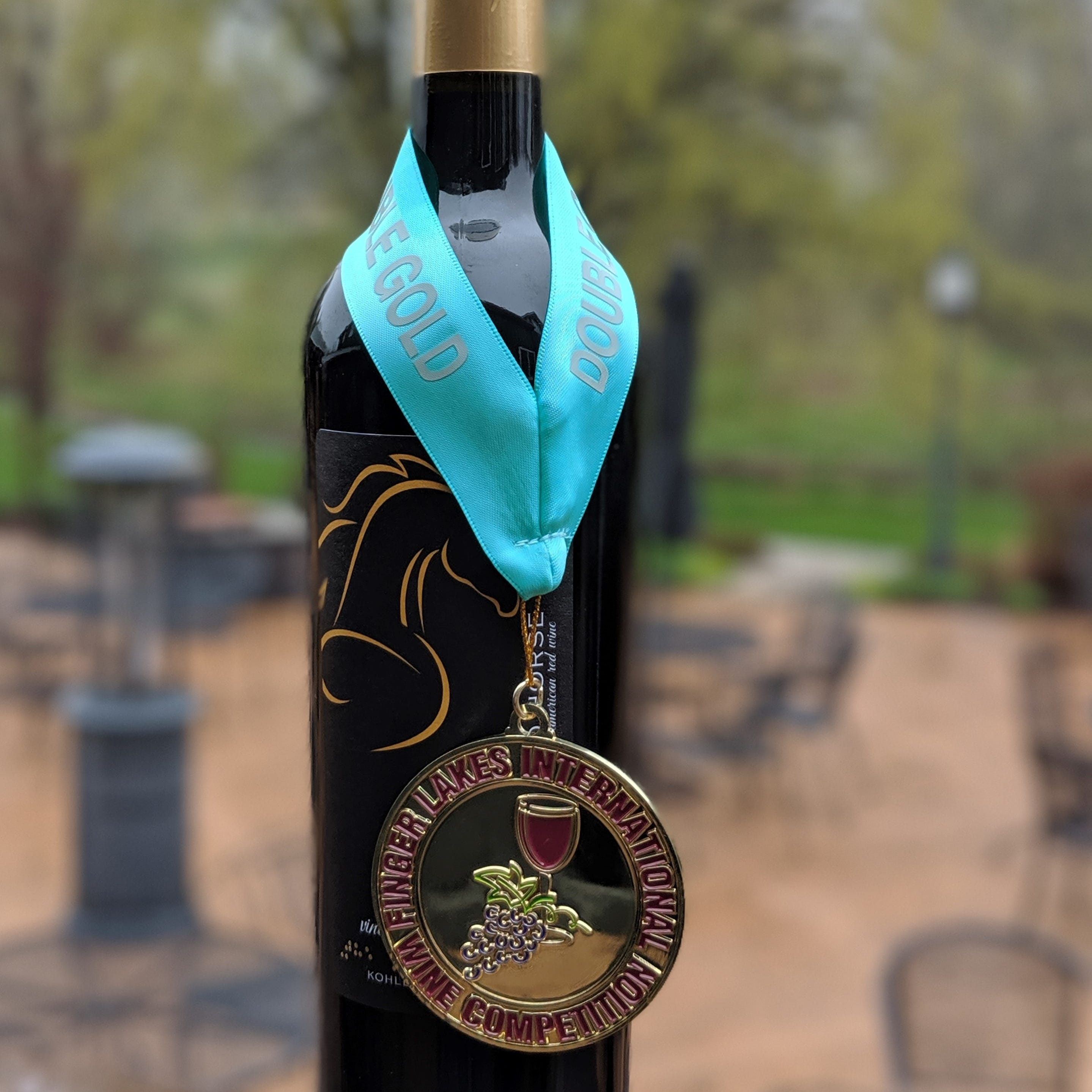 The Blind Horse in Kohler wins double gold at international wine competition | Streetwise