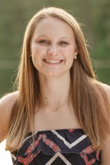 Hannah Schleicher was awarded a scholarship by the Wisconsin 4-H Foundation.