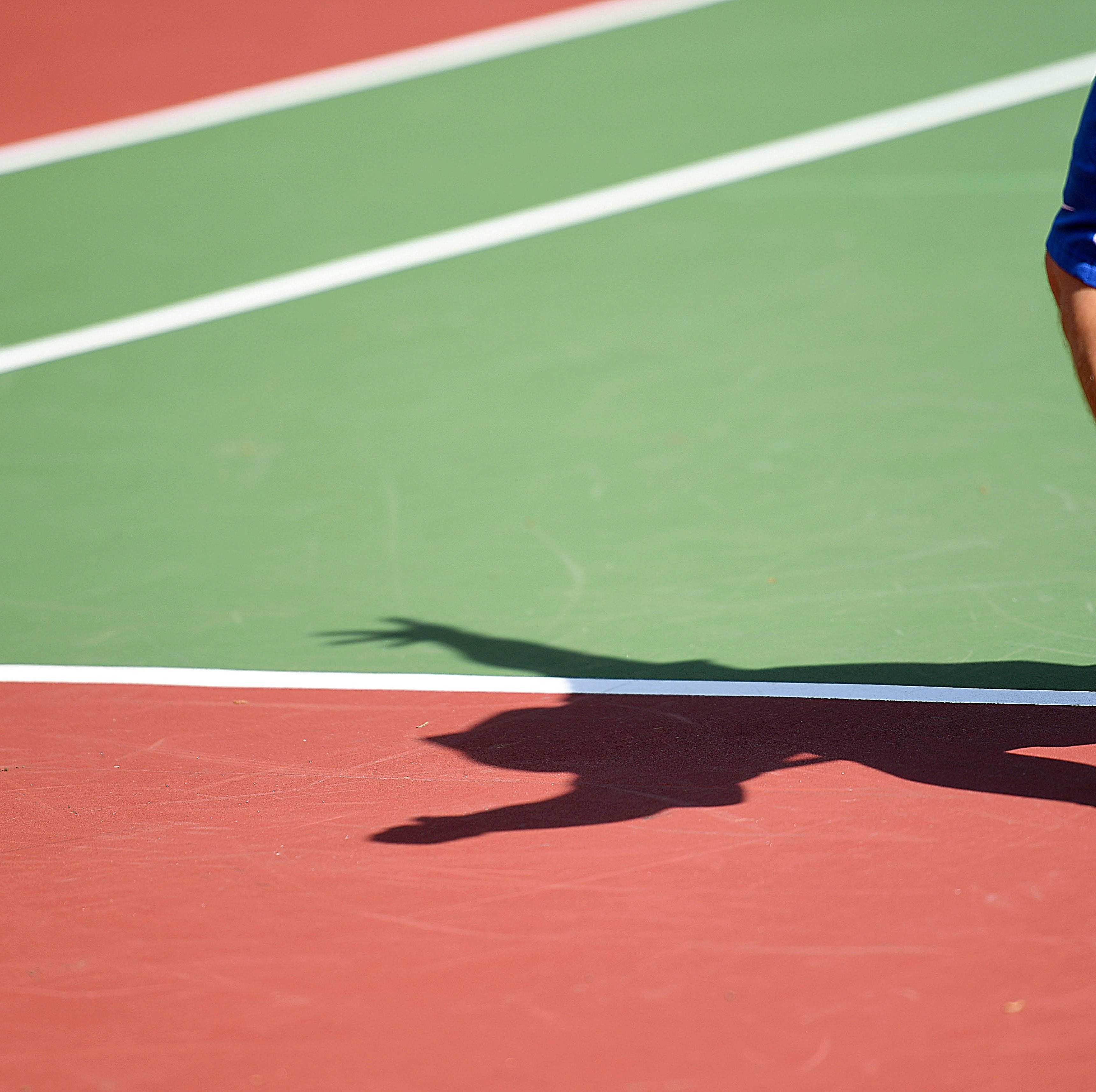 South Dakota High School Boys State Tennis Tournament: Saturday results
