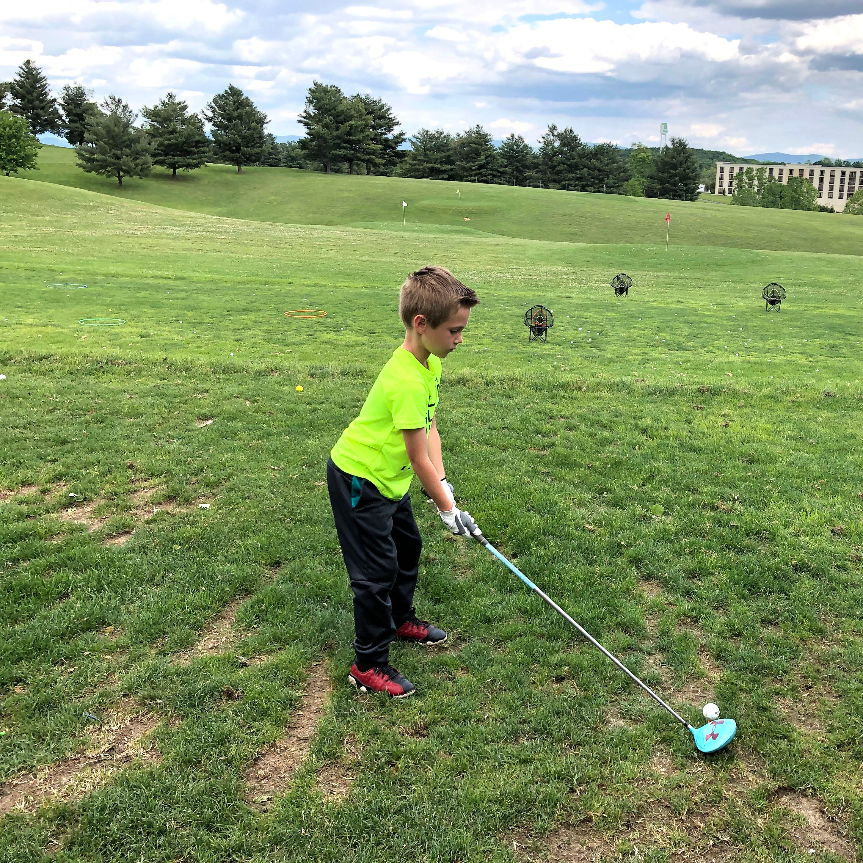 First Tee drives more youth golfers toward the game
