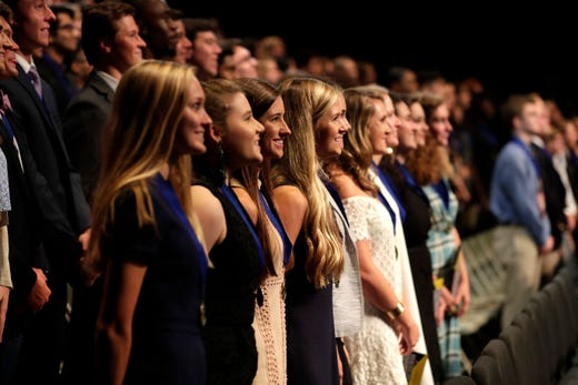 Best And Brightest Scholarship 2019 Seniors shine at Best & Brightest Awards Ceremony