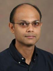 Vasu Misra, professor of meteorology at Florida State University