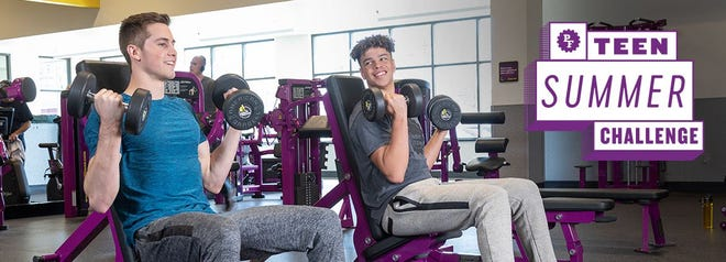 Planet Fitness clubs offer free fitness for teens this summer