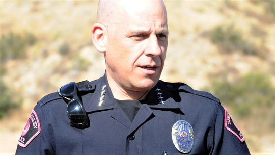 Simi Valley Police Chief David Livingstone