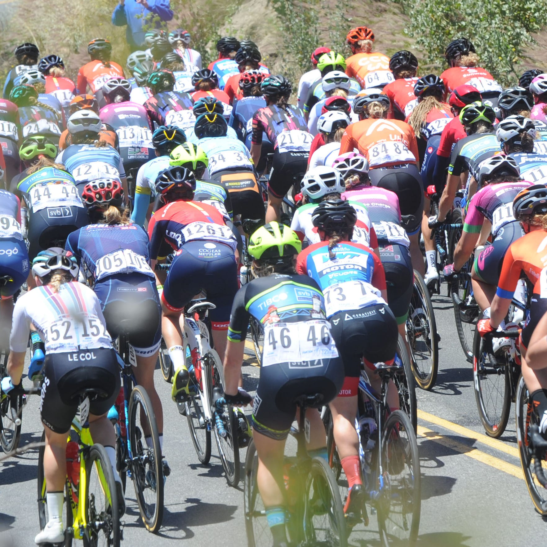 Amgen Tour of California brings out the best in riders, Ventura County