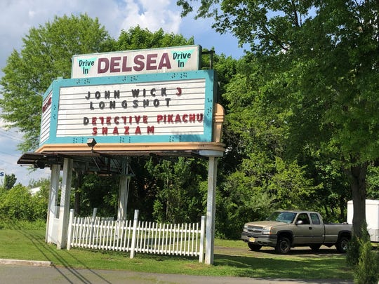The Delsea Drive-In Theatre in Vineland is the only drive-in movie theater in the Garden State.