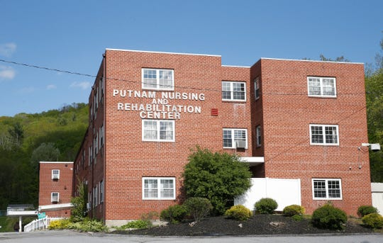 Putnam Nursing & Rehabilitation Center in Holmes on May 15, 2018