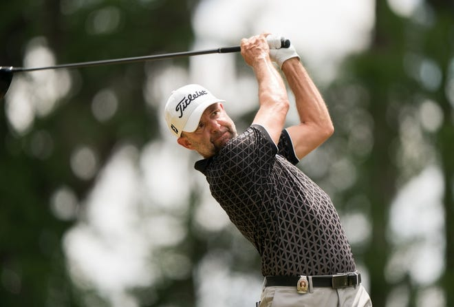 GlenArbor director of golf Rob Labritz is playing in his sixth PGA Championship. He's also won the the New York State Open three times on the Black Course at Bethpage State Park.