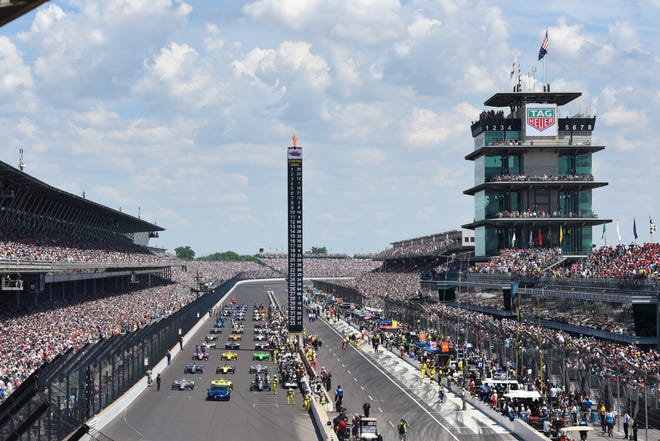 May is a time of excitement for racing fans.
