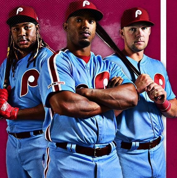 Phillies-Brewers lineups: A major change for Phils as Harper moves spots