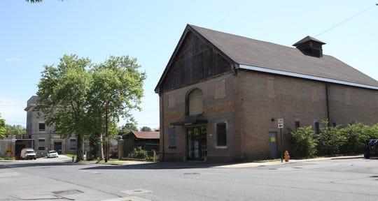 The Urban Bike Project of Wilmington has been renovating its location at 1500 N. Walnut St. for several years. The building was originally built in 1907.