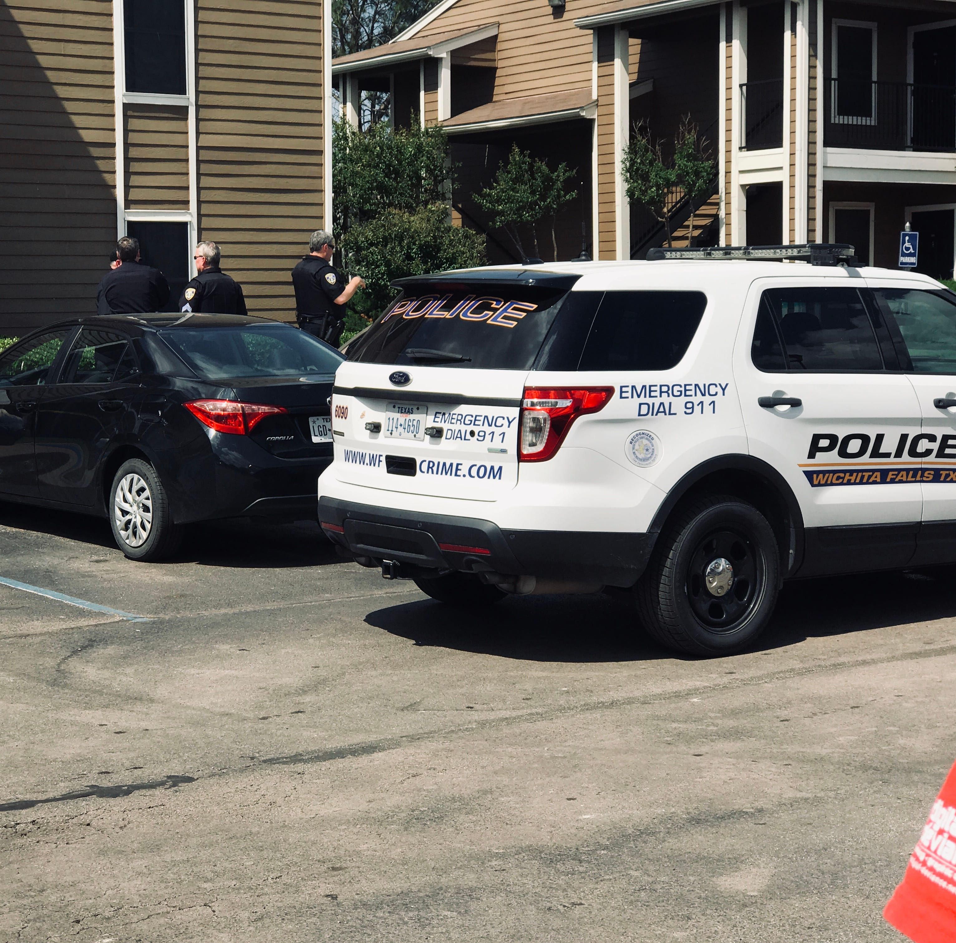 Suspect at large after shooting in Wichita Falls; victim wounded multiple times