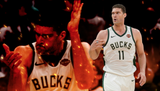 SportsPulse: Sometimes heroes come out of nowhere. Brook Lopez had a huge night to help propel the Bucks to a comeback victory over the Raptors in Game 1 of the East finals.