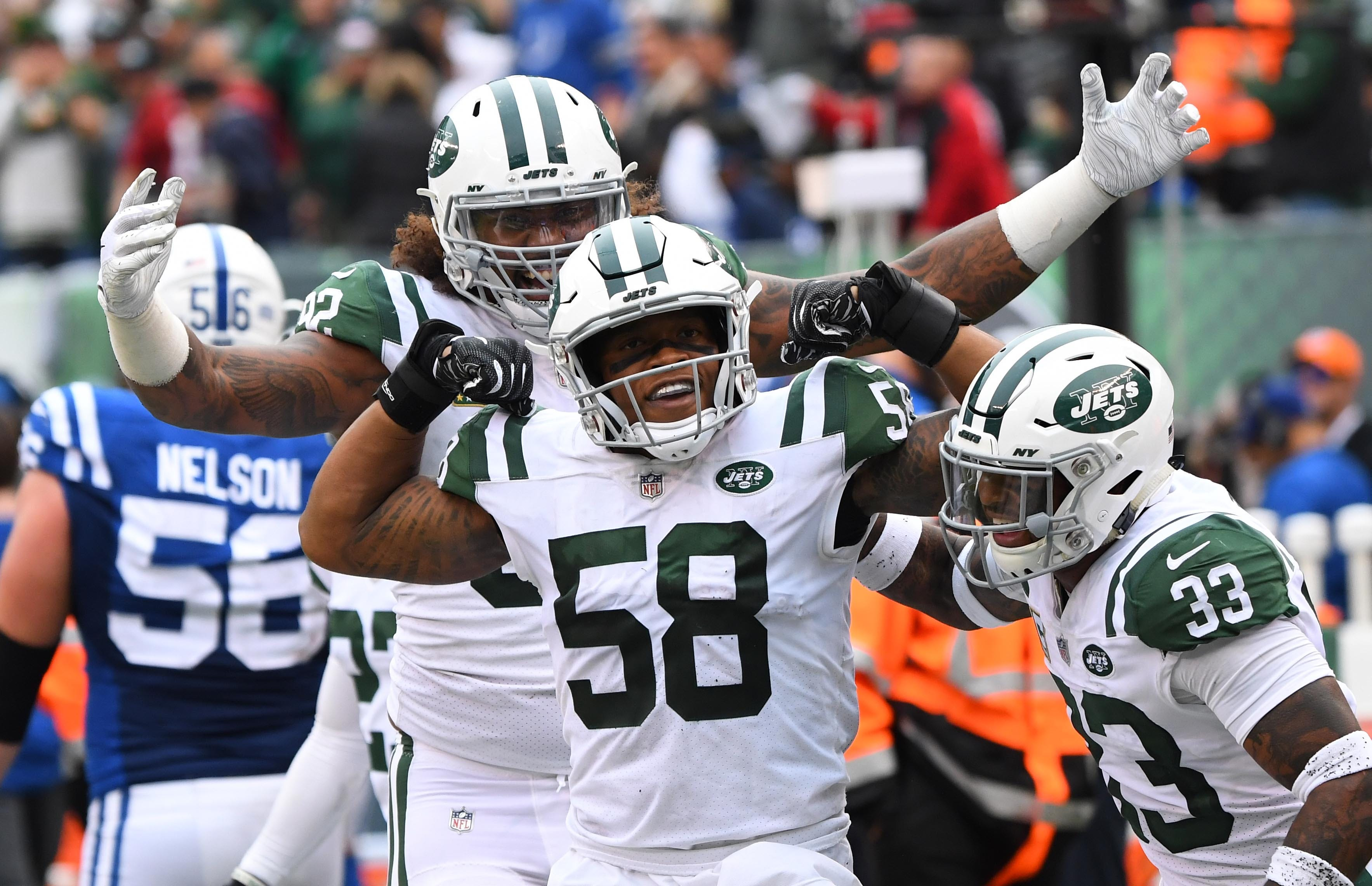 Jets trade Darron Lee, 2016 first-round pick, to Chiefs for sixth-round pick, per reports