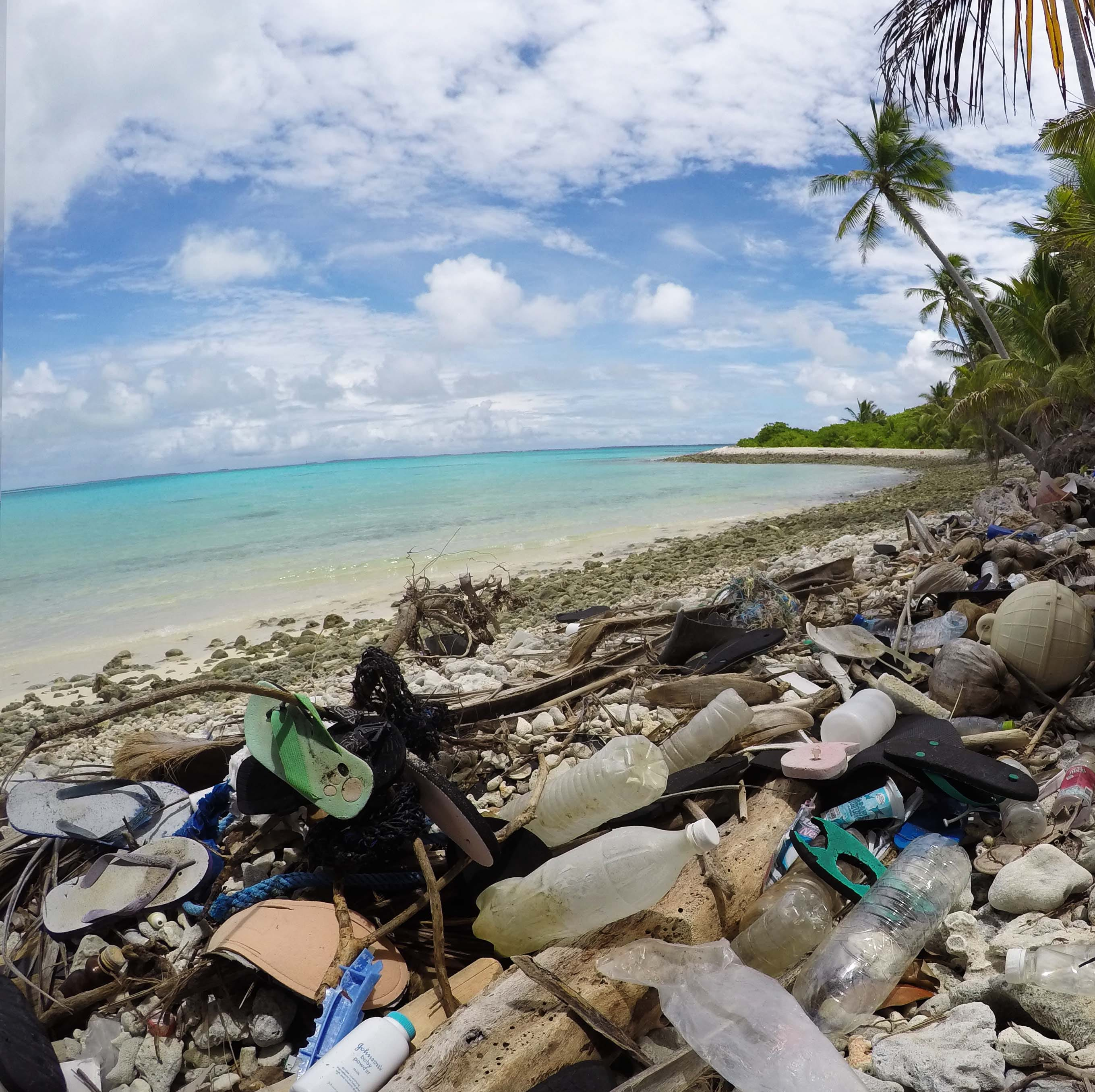 Paradise lost: 400 million pieces of trash discovered on beaches of remote tropical islands