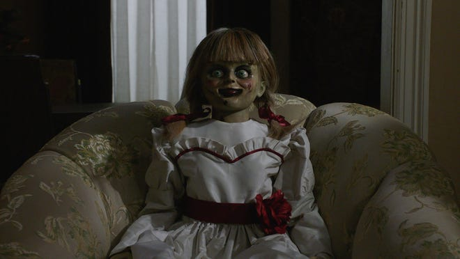 'Annabelle Comes Home' unleashes 'Conjuring' doll for a third time