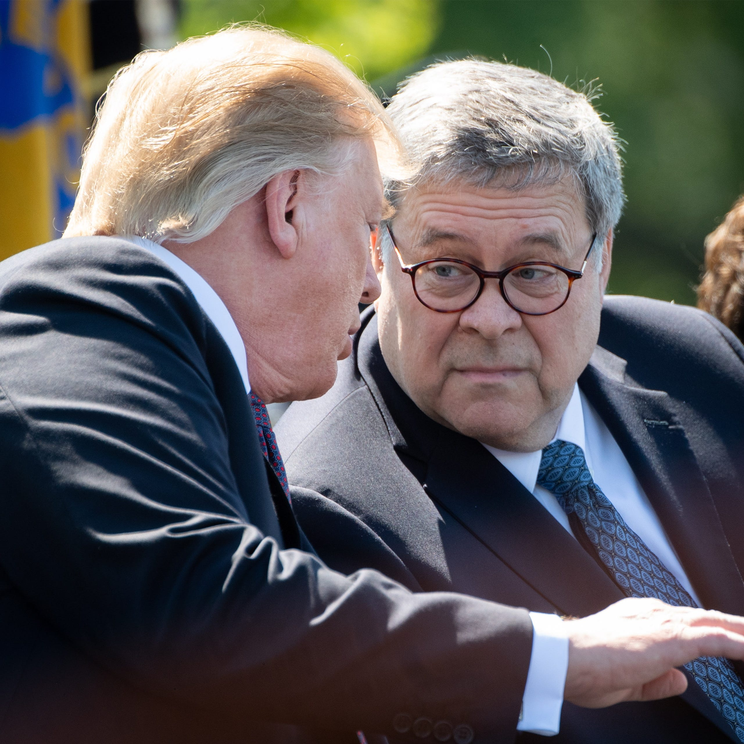 What to do about Attorney General William Barr, the door? | Opinion