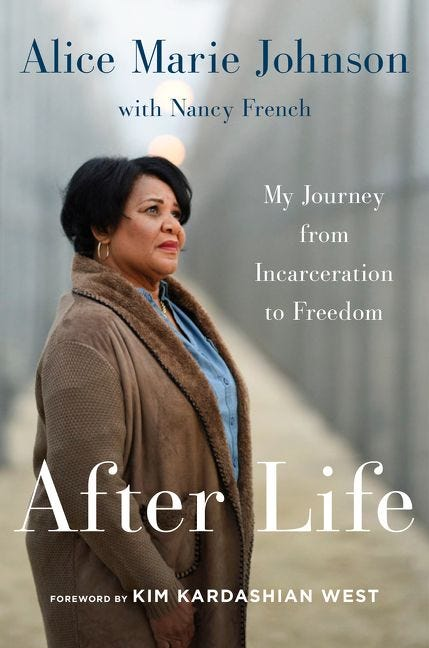 """""""After Life,"""" by Alice Marie Johnson."""