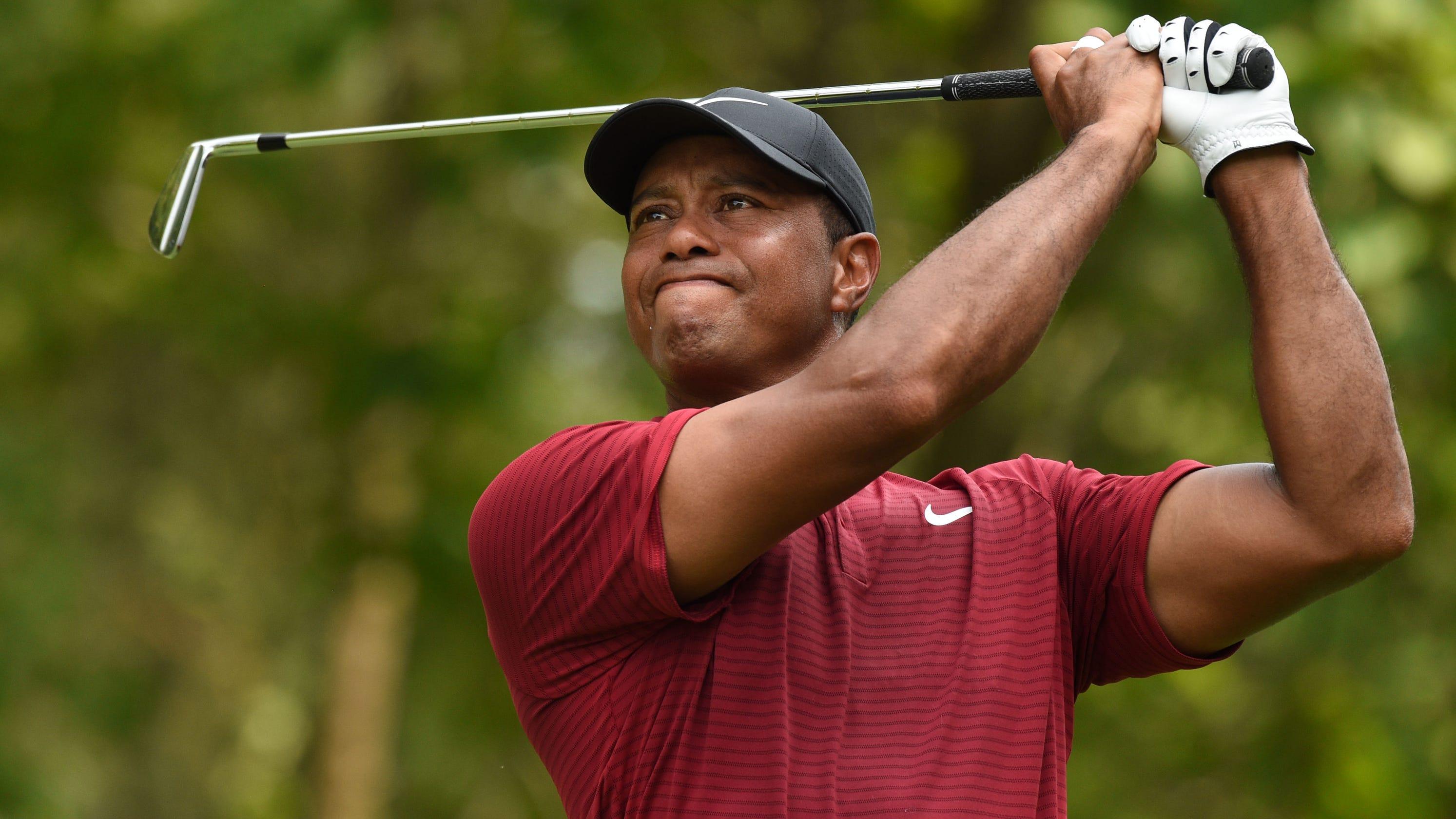 Breaking Down Tiger Woods 19 Pga Championship Performances