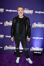 "Barenaked Ladies band member Ed Robertson, as seen at the Canadian premiere of ""Avengers: Endgame"" in April, wrote a more melancholy, acoustic version of the band's well-known 'Big Bang Theory'  theme song for the series finale."