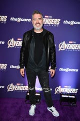 """Barenaked Ladies band member Ed Robertson, as seen at the Canadian premiere of """"Avengers: Endgame"""" in April, wrote a more melancholy, acoustic version of the band's well-known 'Big Bang Theory'  theme song for the series finale."""