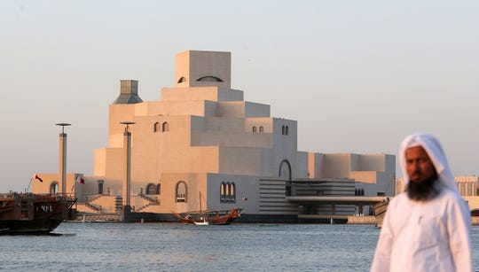 One of I.M. Pei's later projects, The Museum of Islamic Art in Doha, has become a new national symbol of Qatar. Pei died May 16 at age 102.