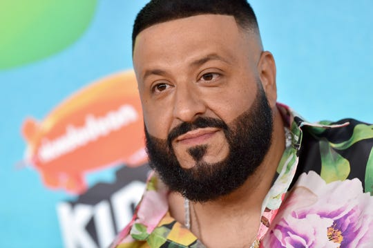 """DJ Khaled will release """"Higher,"""" a song he recorded with slain rapper Nipsey Hussle."""