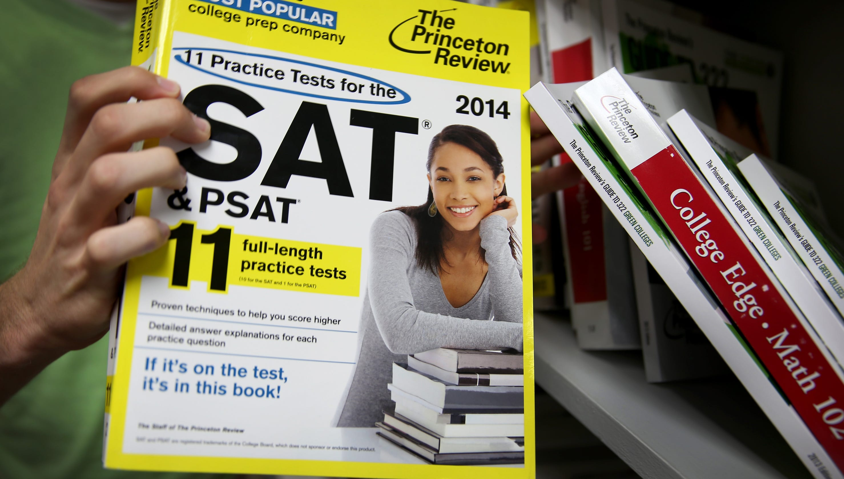College admissions: College Board to add adversity score to SAT