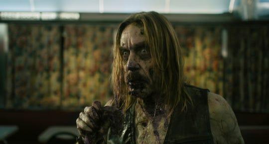 "Iggy Pop stars as a coffee zombie in Jim Jarmusch's ""The Dead Don't Die."""