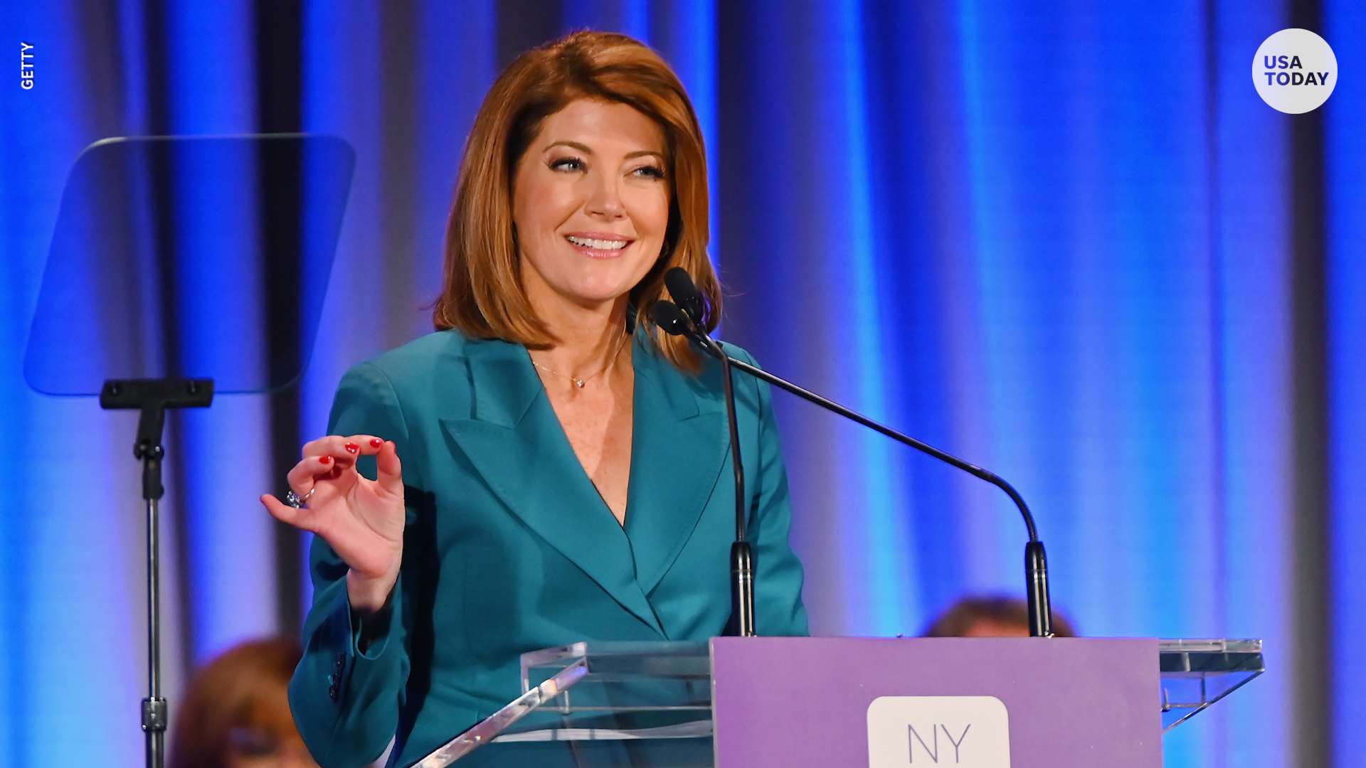 e346ebc5a51 CBS This Morning': Norah O'Donnell says goodbye with tears in her eyes