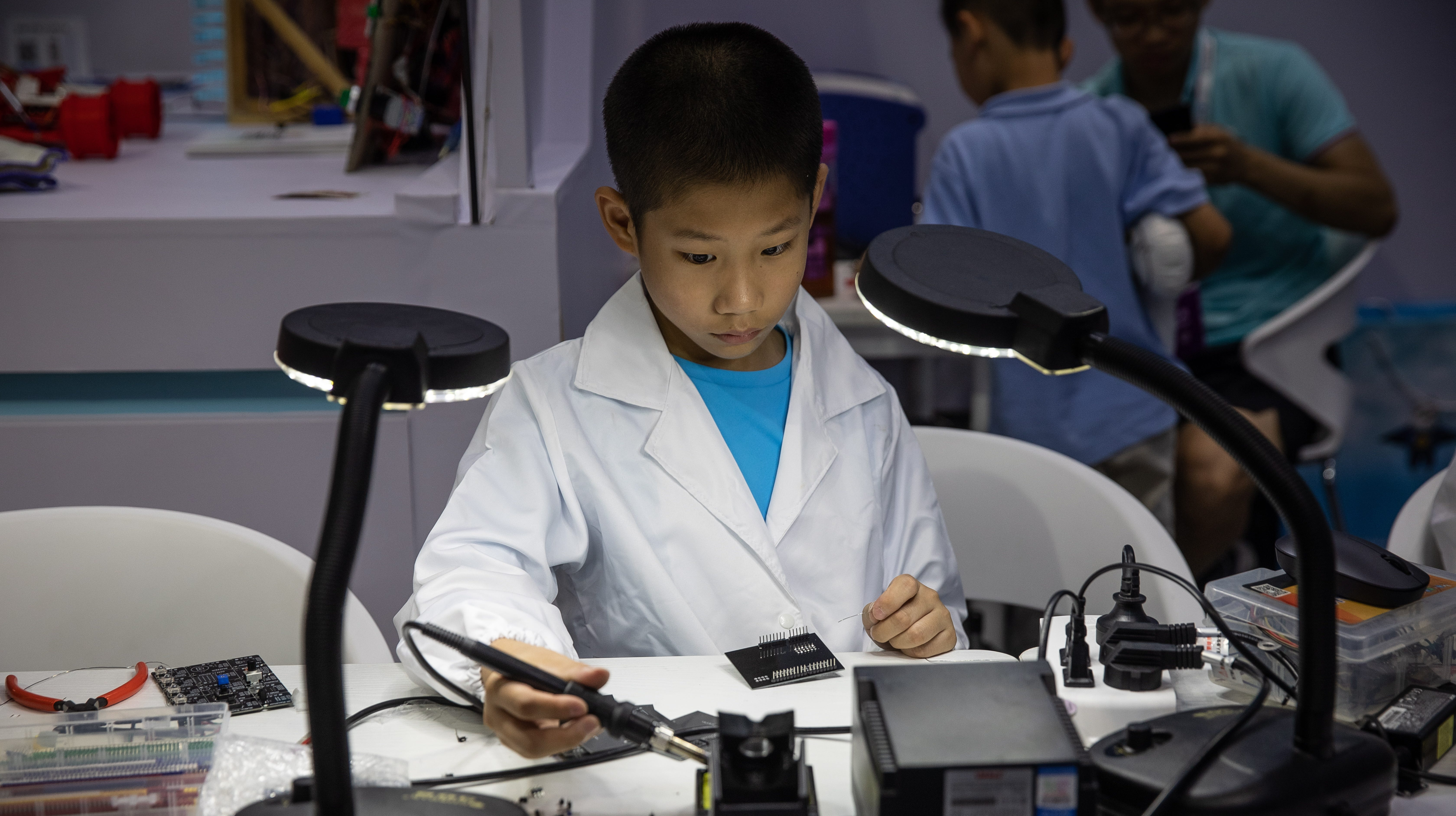 Trade deal or not, US must counter China moves to beat us at science and technology