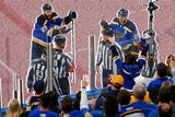 SportsPulse: Kevin Allen says that the series of officiating blunders in the 2019 NHL playoffs is proof the league must look into rule changes.