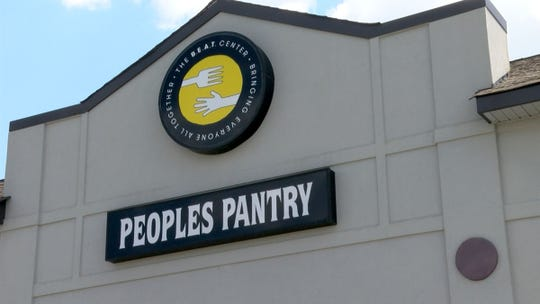 Exterior of the Peoples Pantry in Toms River Thursday, May 16, 2019.