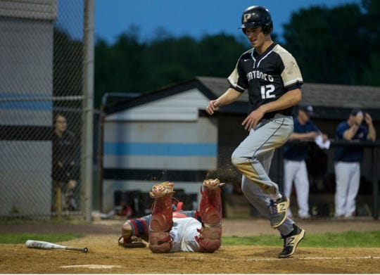 Point Pleasant Boro defeats Jackson Liberty in the Ocean County Tournament baseball championship game.