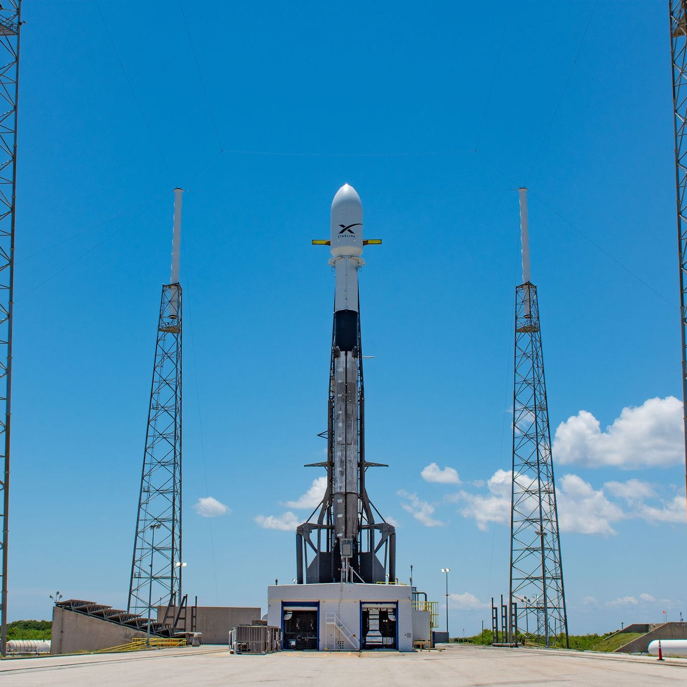 SpaceX Starlink launch: Weather excellent for third Cape Canaveral launch attempt