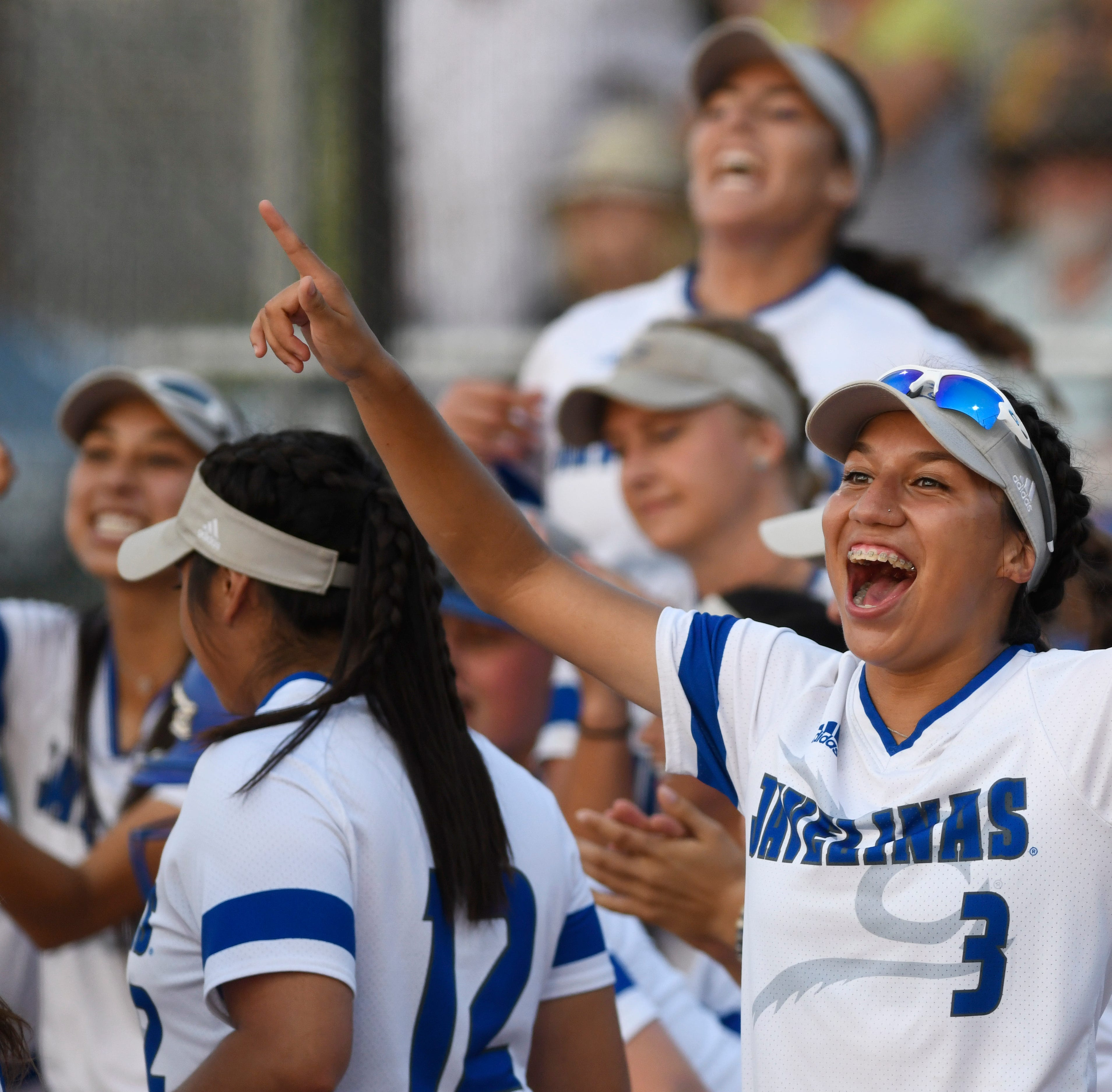 College softball: Javelinas sweep Cameron to advance to Division II World Series