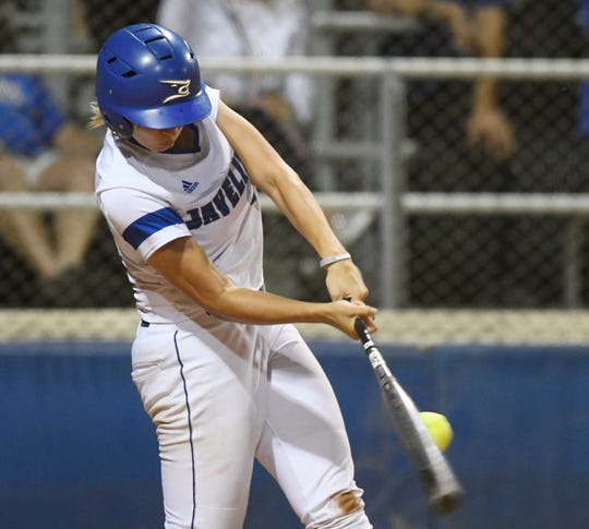Texas A&M-Kingsville's softball team faces Cameron in a NCAA softball super regional game, Thursday, May 16, 2019, in Kingsville.