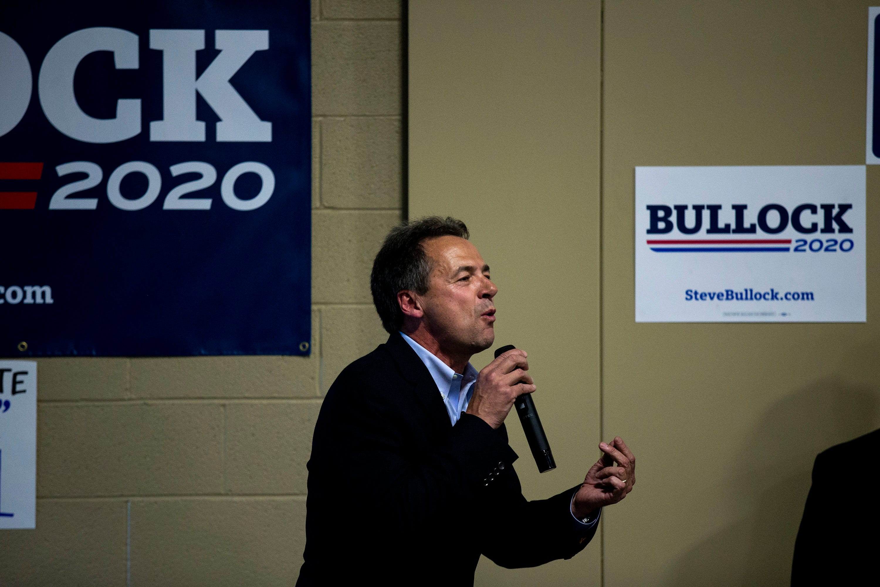 Steve Bullock explains how he got elected in a state that also elected Donald Trump