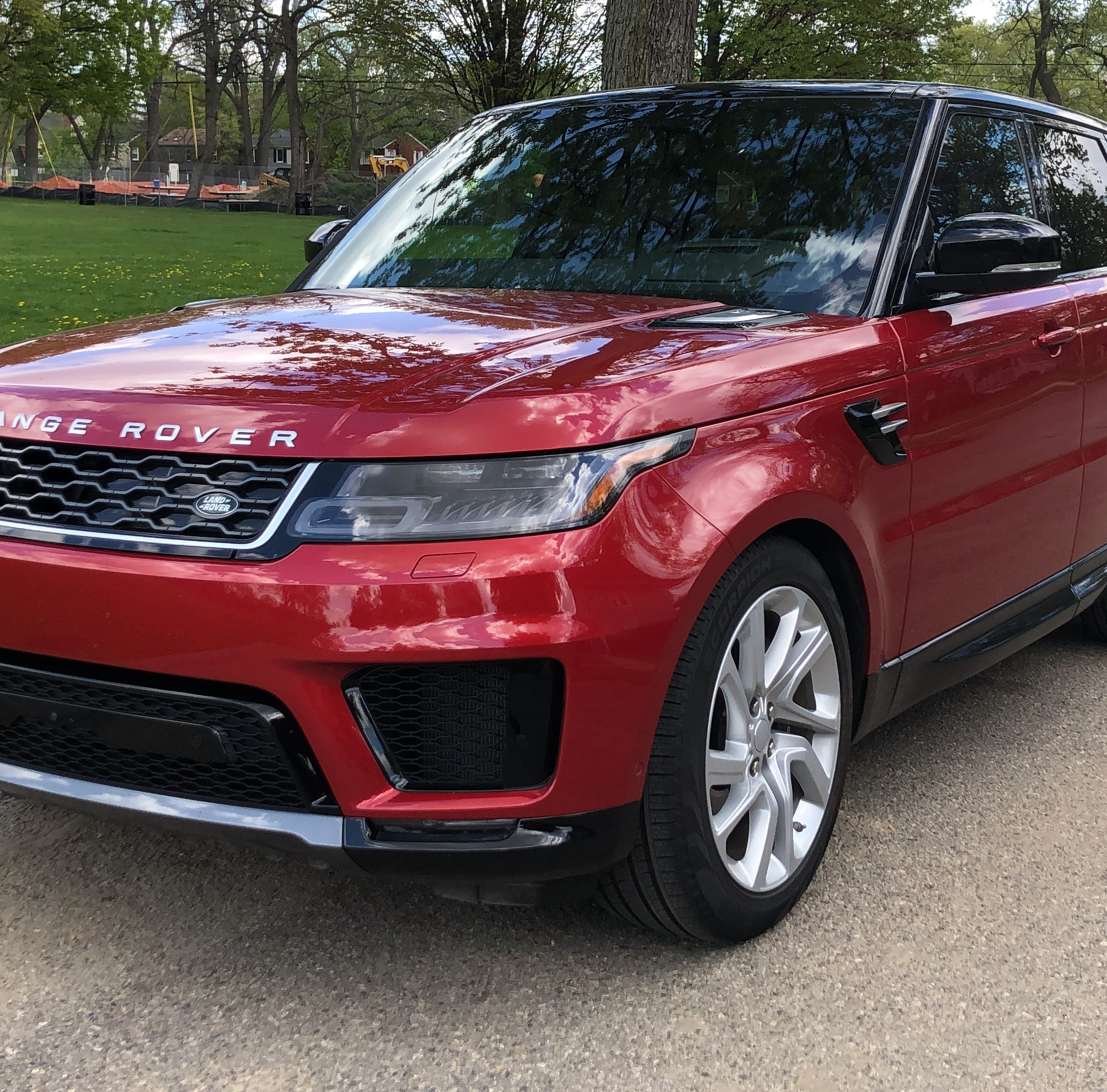 You'll never to able to drive this rare 2019 Range Rover Sport — but I did