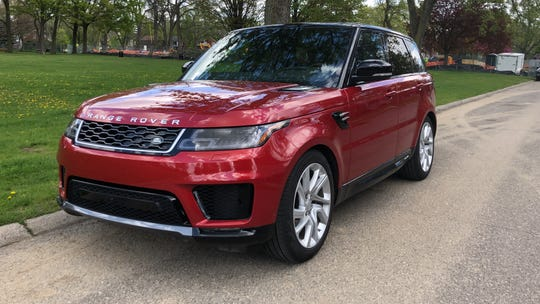 2019 Land Rover Range Rover Sport HSE P400e plug-in hybrid