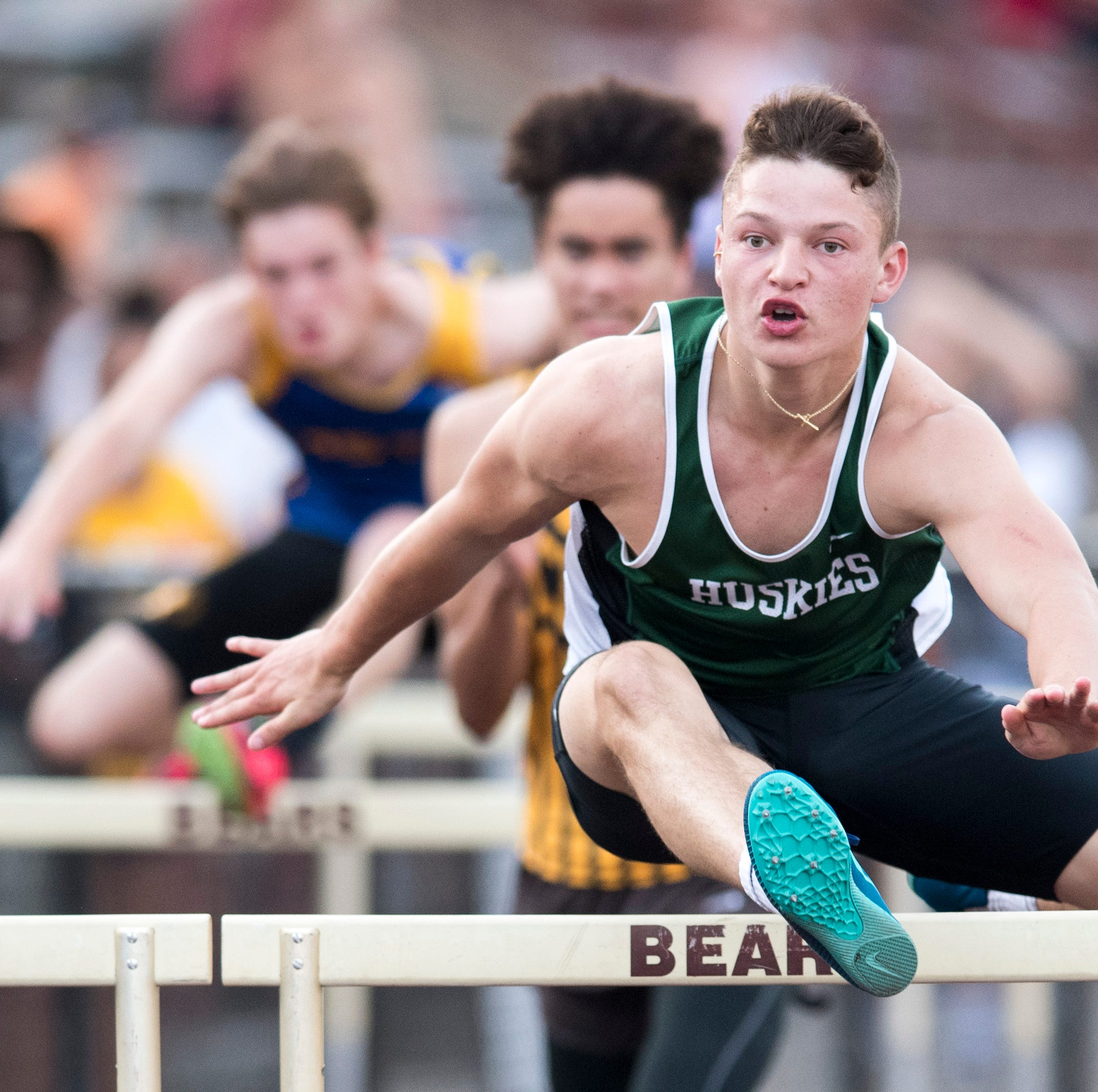 North wins boys' sectional track title -- by a single point -- as error is fixed