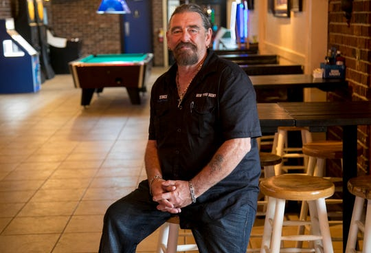 Vince Diggory is the managing partner at CB2 Bar & Grill in Fort Myers.