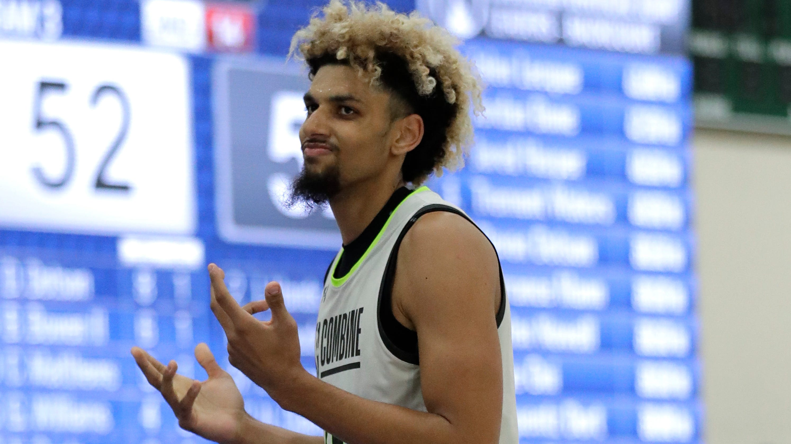 NBA draft: Brian Bowen moving past Louisville scandal