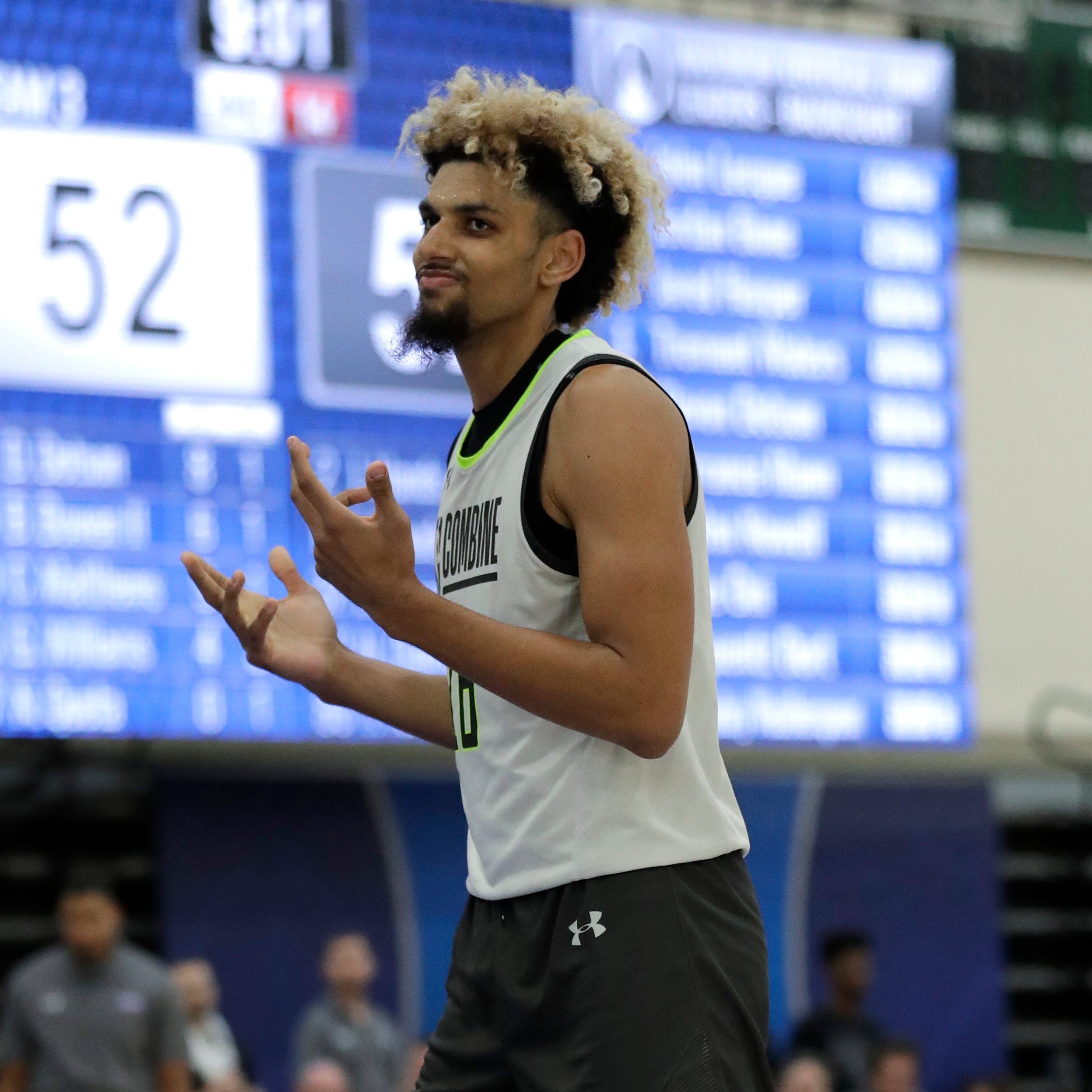 Brian Bowen moving past FBI college basketball scandal after year in Australia