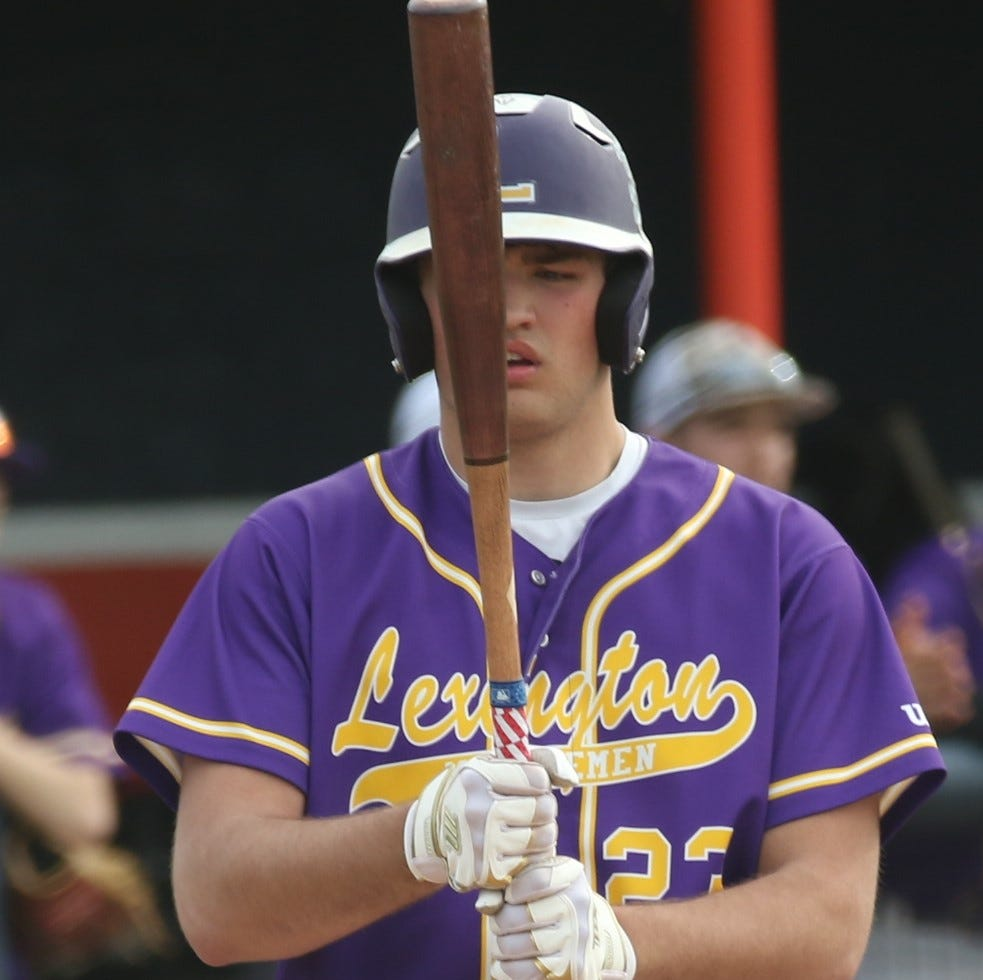 Lexington's Ben Vore named Division II District 9 Player of the Year