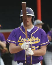 Lexington's Ben Vore was named the Division II District 9 Player of the Year.