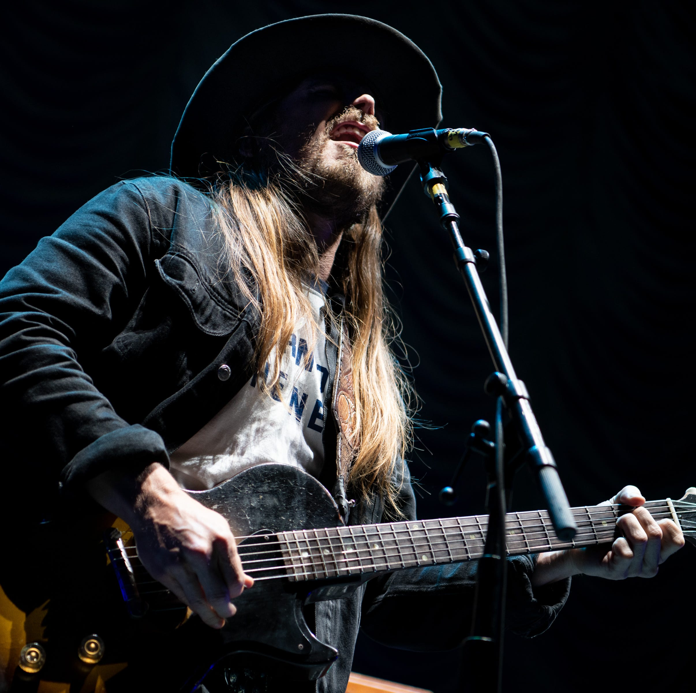 Lukas Nelson booked a show replacing Rhythm N' Blooms. Did he really need a break?